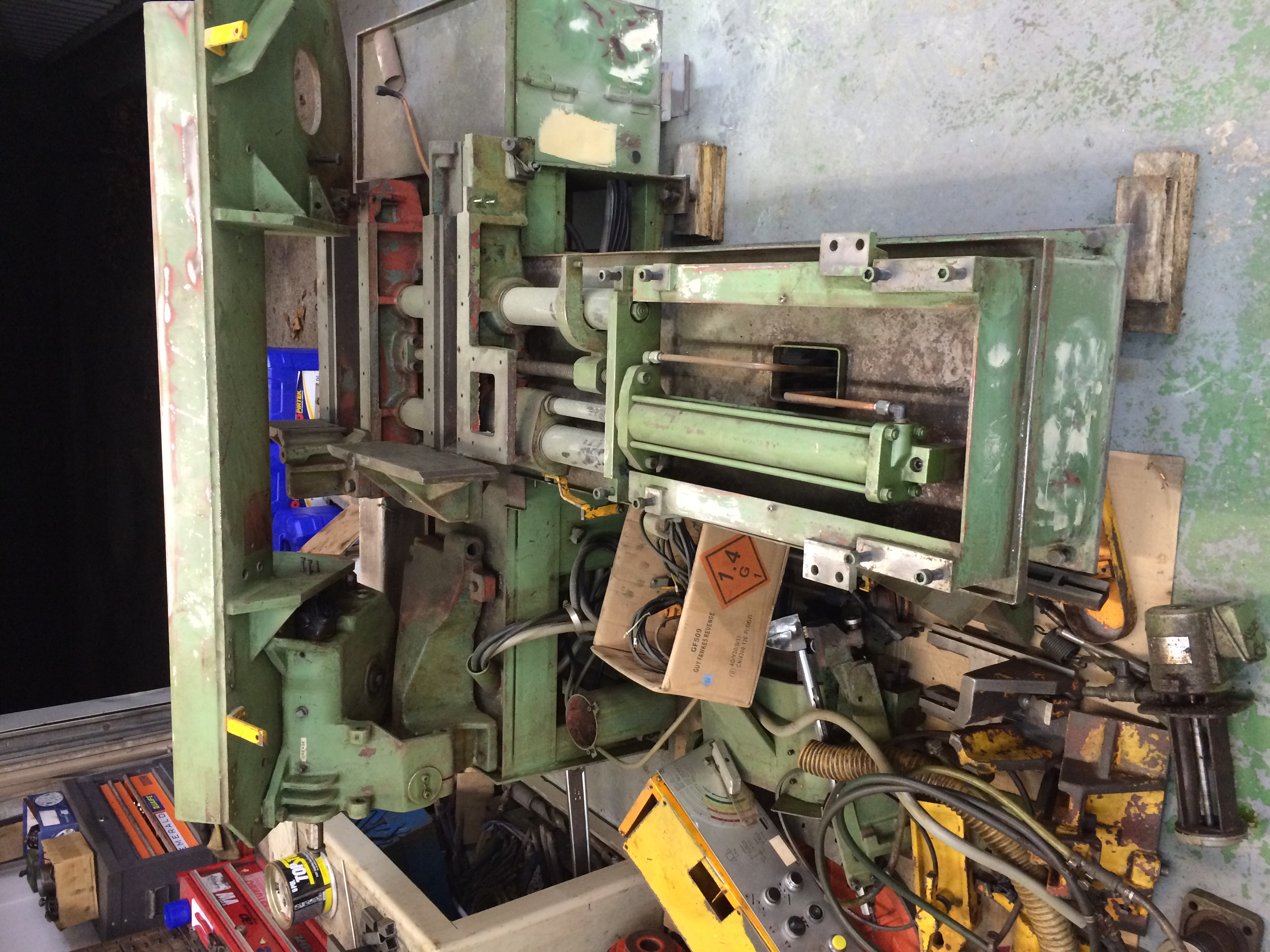 Auto Saw Restoration CIRC Manufacturing
